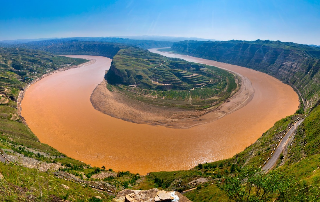 Yellow river huang he river valley and fertile crescent climate yellow river huang he river valley and fertile crescent climate comparison sciox Images